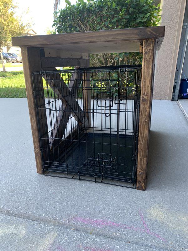 Customer Built Dog Crate