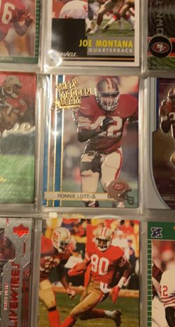Lot Of Football, Basketball And Baseball Cards for Sale in McGregor,  TX