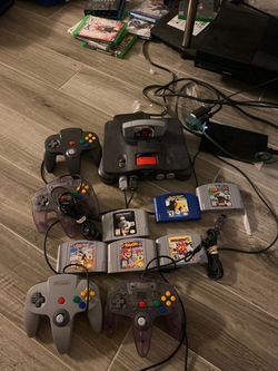 N64 system with expansion pack- best of the best inclusive for Sale in Charlottesville,  VA