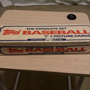 1985 Topps Baseball Collection Cards for Sale in Peoria, AZ