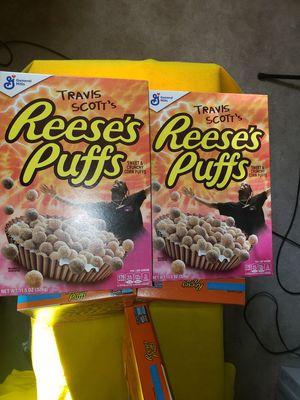 Travis Scott Cactus Jack 11oz Creal 11 Boxes for Sale in Scottsbluff, NE