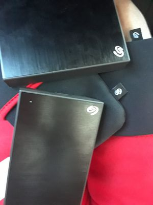 Great deal on store go for 130$ selling both for 50$ has 4 tb for Sale in San Antonio, TX
