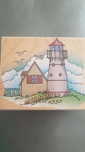 Hero Arts stamp. Lighthouse for Sale in Clearwater, FL