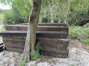 Wood post for Sale in Haines City, FL