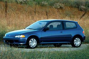 Iso 92-95 honda civic hatchback for Sale in Chesapeake, VA