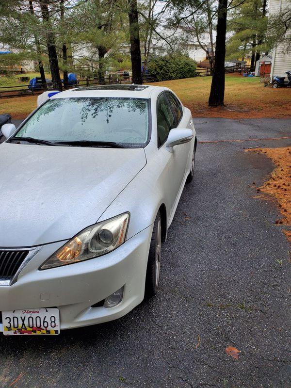 2009 Lexus is250