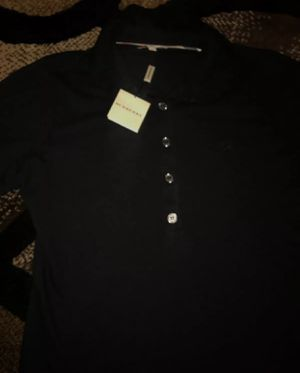 Burberry polo size M women's for Sale in Wake Forest, NC