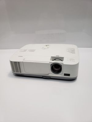 NEC 3000 lumen Home Theater Projector M300W HDMI 517 hours on lamp for Sale in Phoenix, AZ