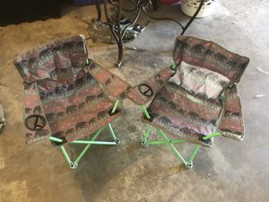 Kids camping chairs for Sale in Fort Drum, NY