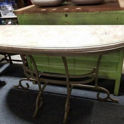 Nice Large Entryway Table / Hall Table - Delivery Available for Sale in Tacoma,  WA