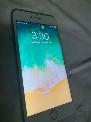 iPhone 6S Plus for Sale in Costa Mesa, CA