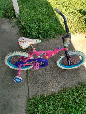 "Shopkins 16"" bike for girls for Sale in Irving, TX"