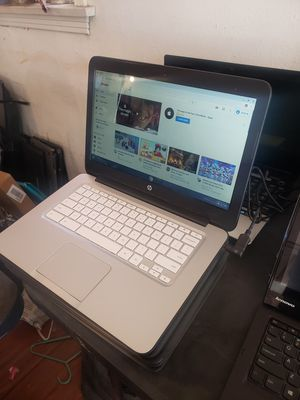 Hp chromebook laptop for Sale in Bakersfield, CA