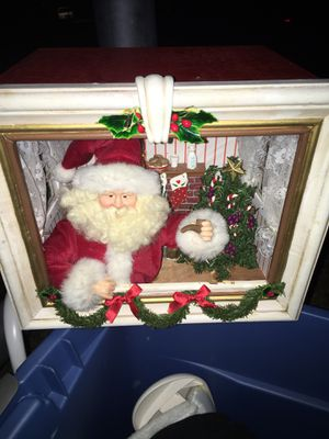 Christmas shadow box only 10 Firm for Sale in Hanover, MD