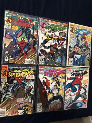 Lot of Marvel Spider-Man Comics *Mint Condition* for Sale in Gretna, LA