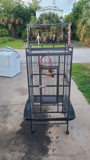 Bird cage for Sale in Hudson, FL