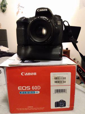 Canon 60D digital camera for Sale in Portland, OR