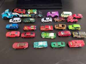 Toy cars (25 pieces) for Sale in Arlington, VA