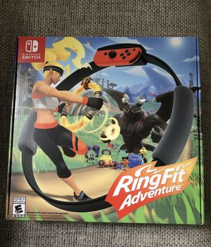 Ring Fit Adventure Standard Edition (Nintendo Switch) New in Box, Sealed for Sale in Salinas, CA