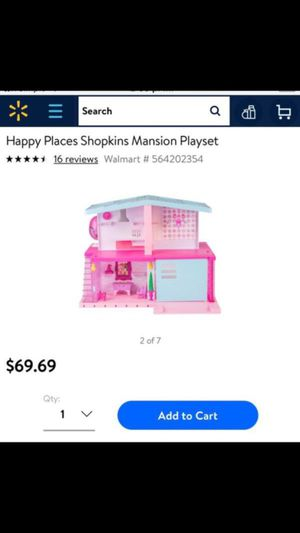 Shopkins happy place mansion for Sale in Colorado Springs, CO