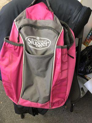 Softball/ Baseball Backpack for Sale in Corona, CA