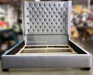 BED FRAMES FOR SALE 20%OFF TAX SEASON SALE for Sale in Rancho Cucamonga, CA