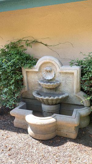 Outdoor fountain for Sale in Visalia, CA