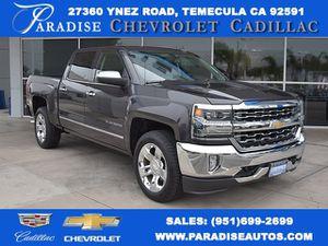 2016 Chevrolet Silverado for Sale in Temecula, CA