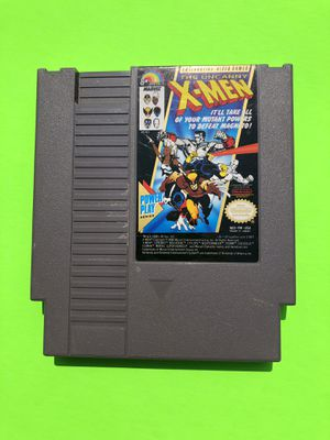 Original Nintendo NES: The Uncanny X-Men Game Cartridge for Sale in Missoula, MT