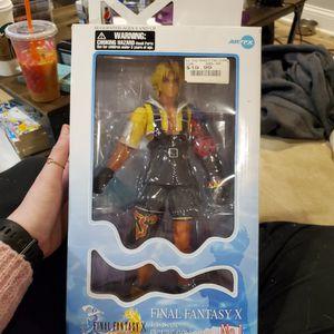 Final Fantasy X 1/6 Scale Figure Collection No. 1 Tidus for Sale in Chicago, IL