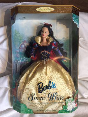 Snow White Barbie for Sale in Chula Vista, CA