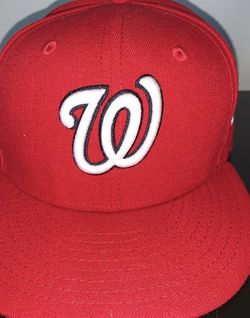 Men's Washington Nationals Fitted Hat for Sale in Gig Harbor,  WA