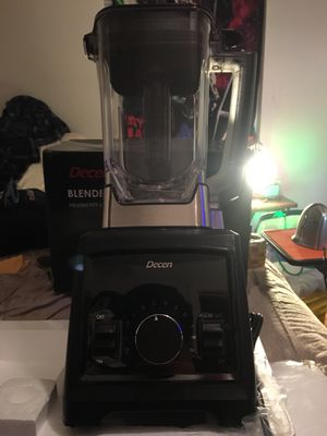 Brand new in box Smoothie Blender Industrial Grade Restaurant Quality for Sale in Houston, TX