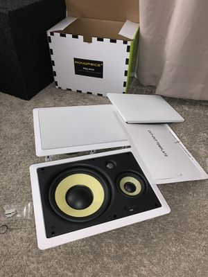 Mono price wall speakers for Sale in Redmond, WA