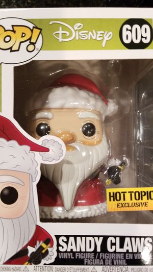 Funko Pop New Release Sandy Claws for Sale in Las Vegas, NV