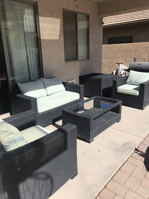 Outdoor furniture for $600 for Sale in Tempe, AZ