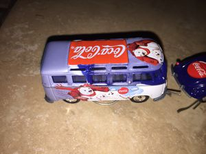 Coca Cola toy cars collectible for Sale in Tolleson, AZ
