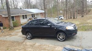 2006 Chevy Aveo LS (LOW MILEAGE ) for Sale in Raleigh, NC