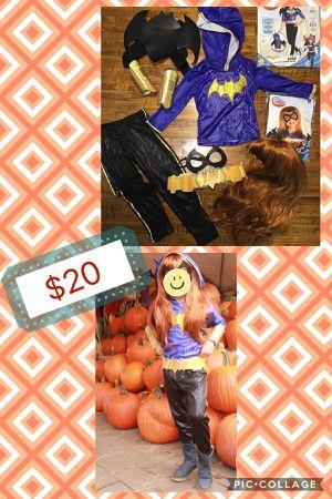Superhero Girls... Batgirl Costume size small (4-6) for Sale in Tamarac, FL