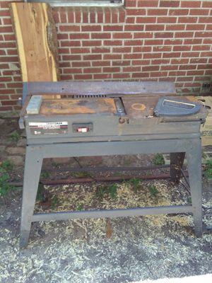 Craftsman joiner plainer for Sale in Kolin, LA