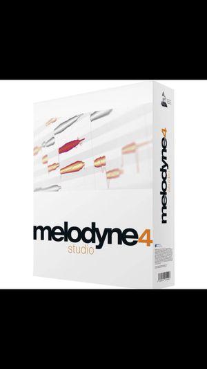 Melodyne Studio 4 VST for Sale in Los Angeles, CA
