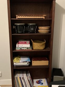 2 Matching Bookshelves $50 For Both for Sale in Redmond,  WA