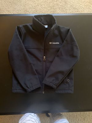 Columbia jacket size xs (4/5) + FREE clothes & Batman cape for Sale in Aurora, CO