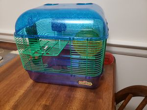 Hamster cage and carrier for Sale in Hartford, CT