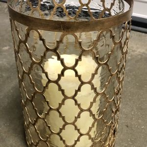 Gold Candle Holder for Sale in Rockville, MD