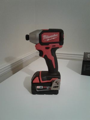 """1/4"""" Hex Impact Driver ( No charger) for Sale in Jackson, MS"""