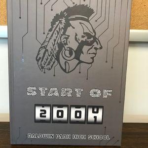 Baldwin Park High School Yearbook (2017-2018) for Sale in Rancho Cucamonga, CA