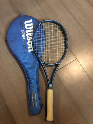 Tennis racket for Sale in Sandy, UT
