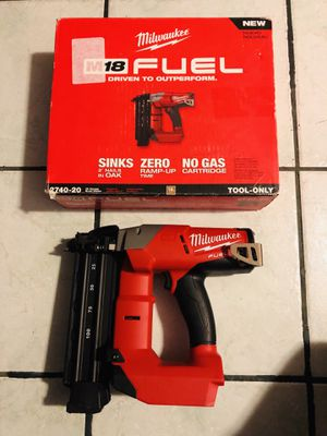 Milwaukee Brad Nailer M18 Fuel for Sale in Downey, CA