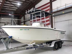 21' Sea Boss center console boat for Sale in Delray Beach, FL